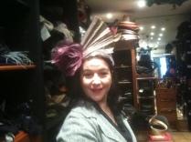 J'ai une passion pour les bandeaux et les turbans!