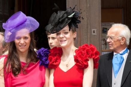 Mariage 2011;Les soeurs du Marié sont parfaites!
