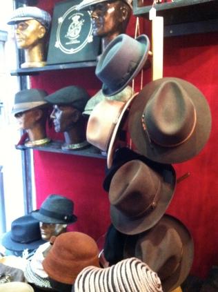 Casquettes ét chapeaux Hiver