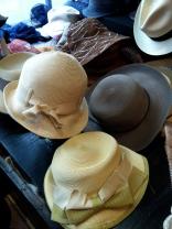 Chapeaux roulables, petits et grands bords