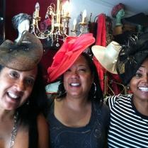 Tessie,Lisa et Laurie Mariage en Californie