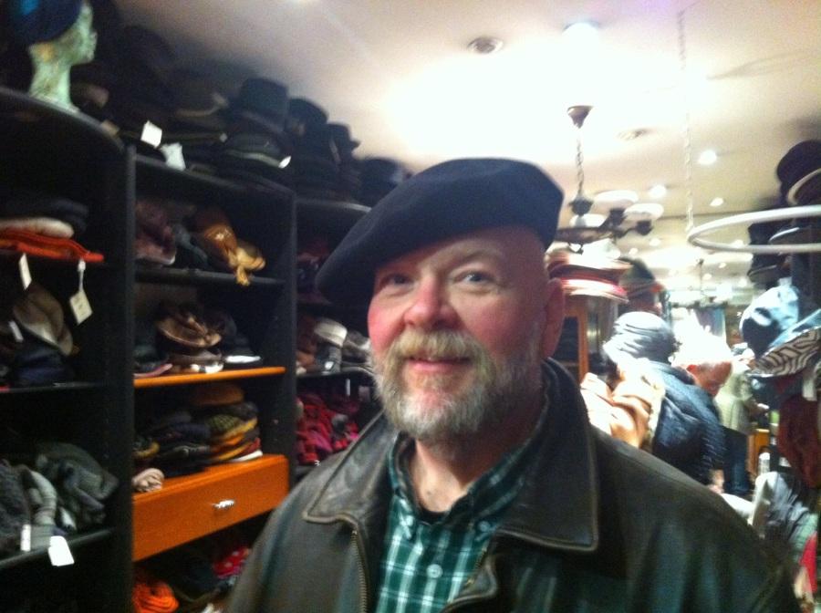 Authentique beret Basque
