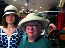 Anne et Françoise