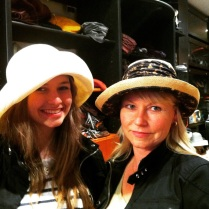 Chapeaux roulables pour le voyage.