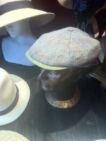 Superbe casquette en Lin